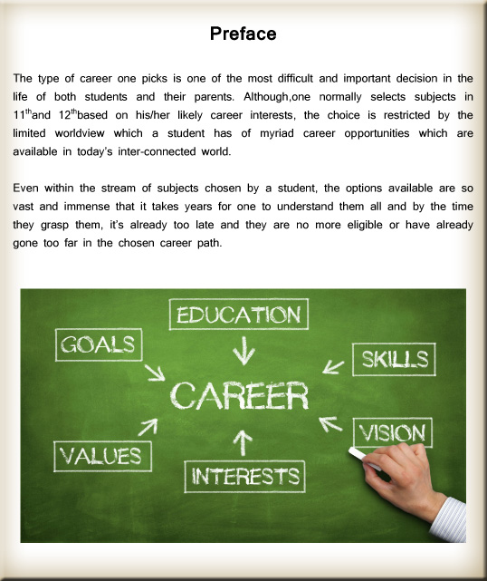 Find Your Future, Career Guidance Book, Raahgeer India